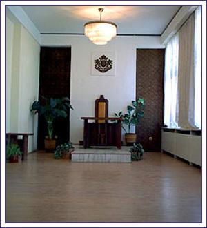 Средец ритуална зала за сключване на граждански брак в София