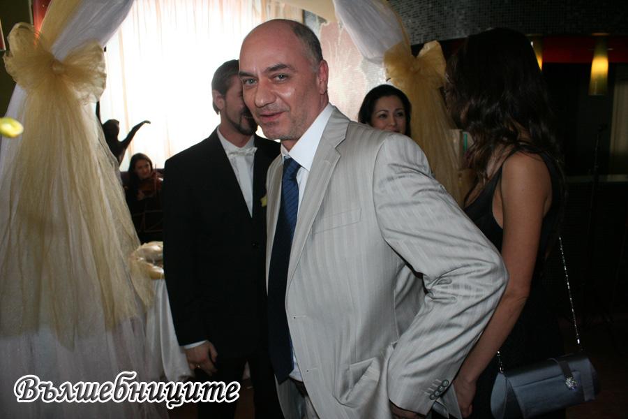Украса за сватба във филм филмова сватба сериал по Нова телевизия